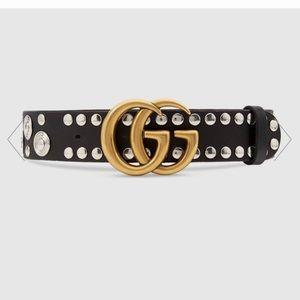 Gucci studded Belt